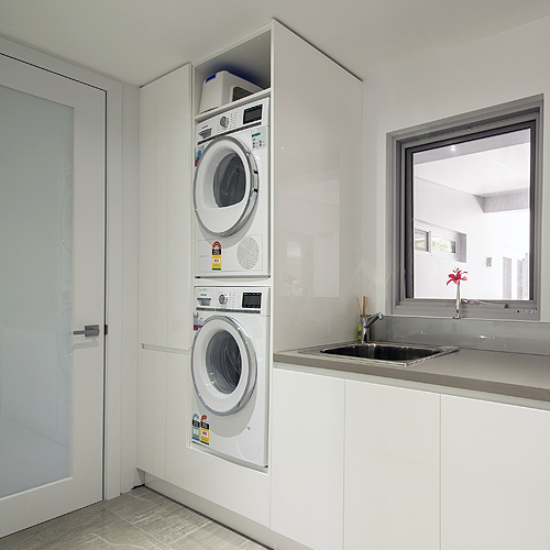 Modern Laundry Platinum